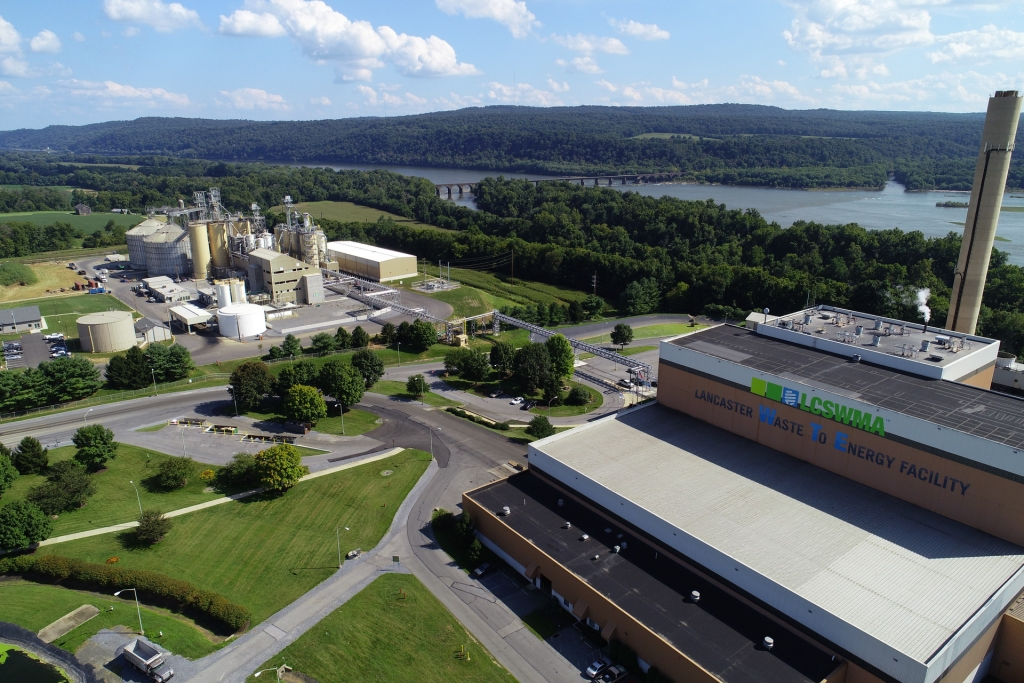 Perdue Plant Making Energy from Steam